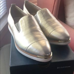 Cole Haan Grand Ambition Slip-on Sneaker Size 9